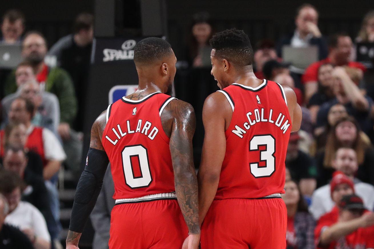 Blazers Embracing Championship Mentality in 2019-20 Season