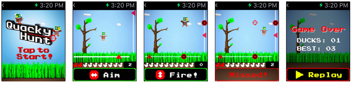 Apple Watch App Store Goes Live With Dozens Of Games Fit