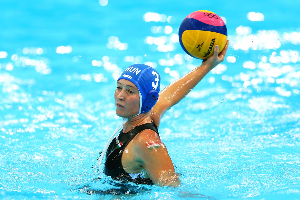 Current Cal student Dora Antal will be making her 2nd Olympic appearance for Hungary in Rio.