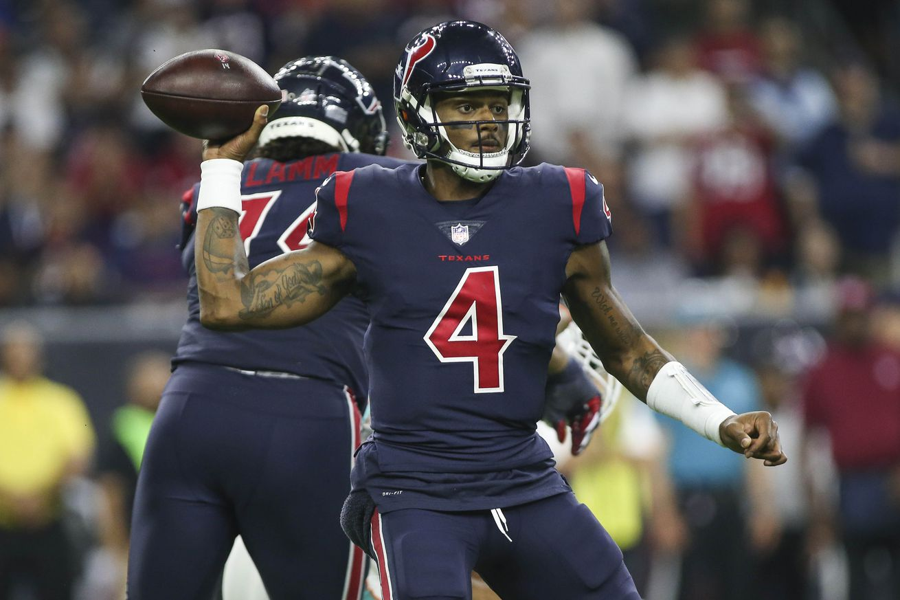 Where do the Texans rank at the midway point in their season  53e21ae54