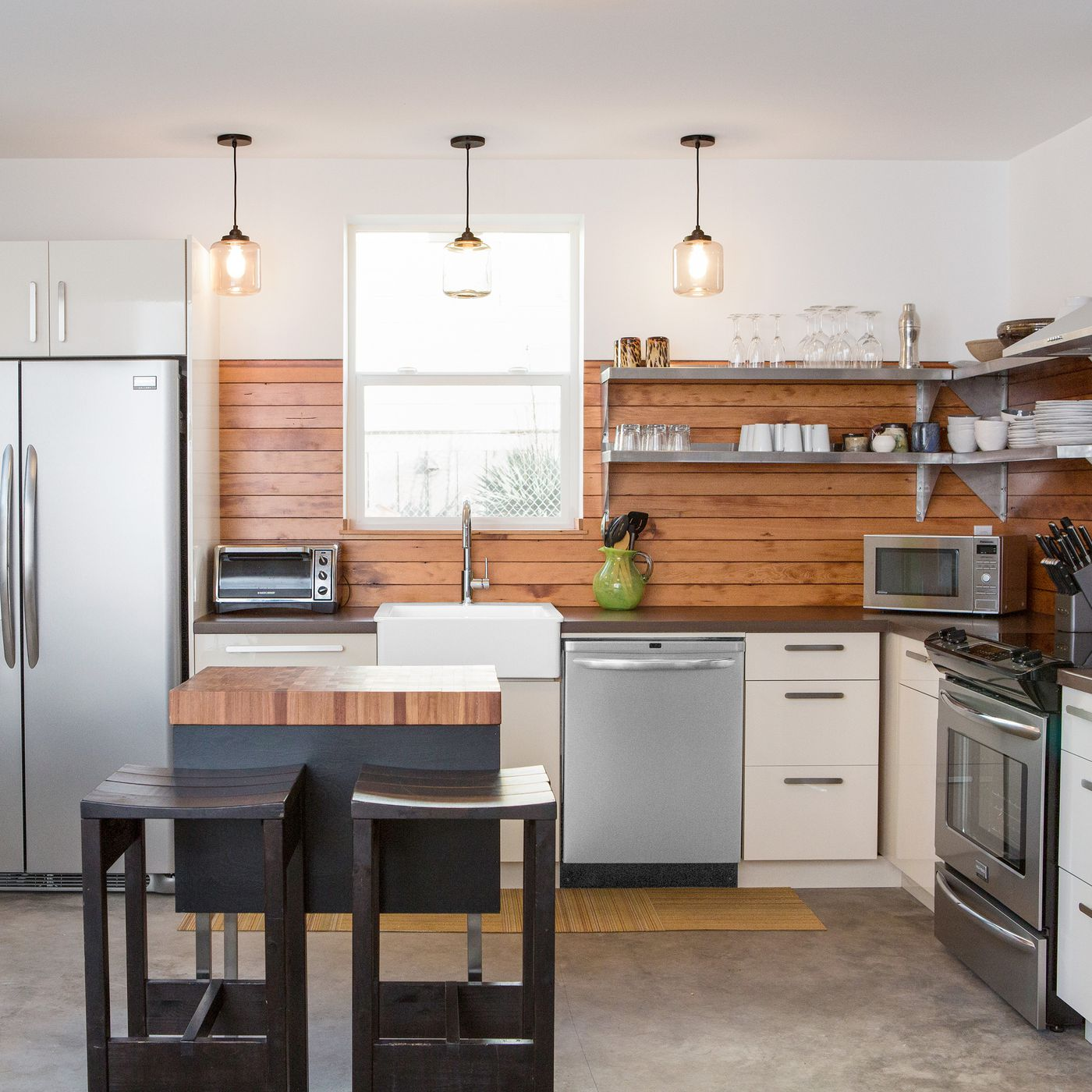 How To Care For A Wood Backsplash This Old House