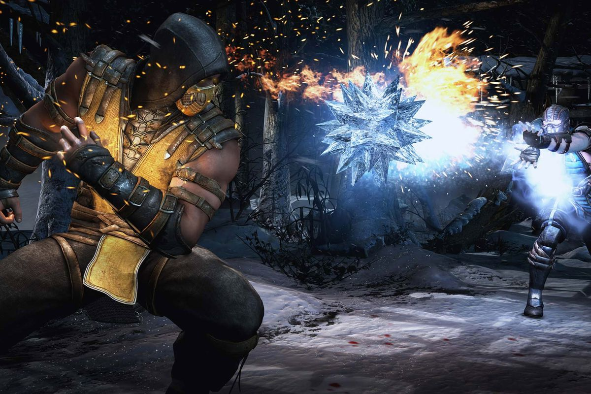 Image Result For Mortal Kombat X Ipa