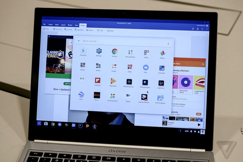 Android apps are just what Chromebooks needed | The Verge