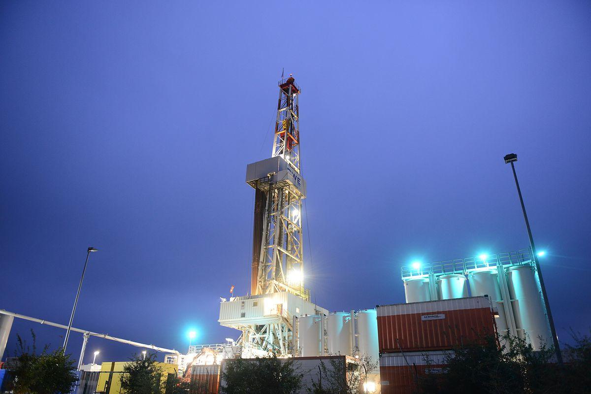 domestic oil drilling