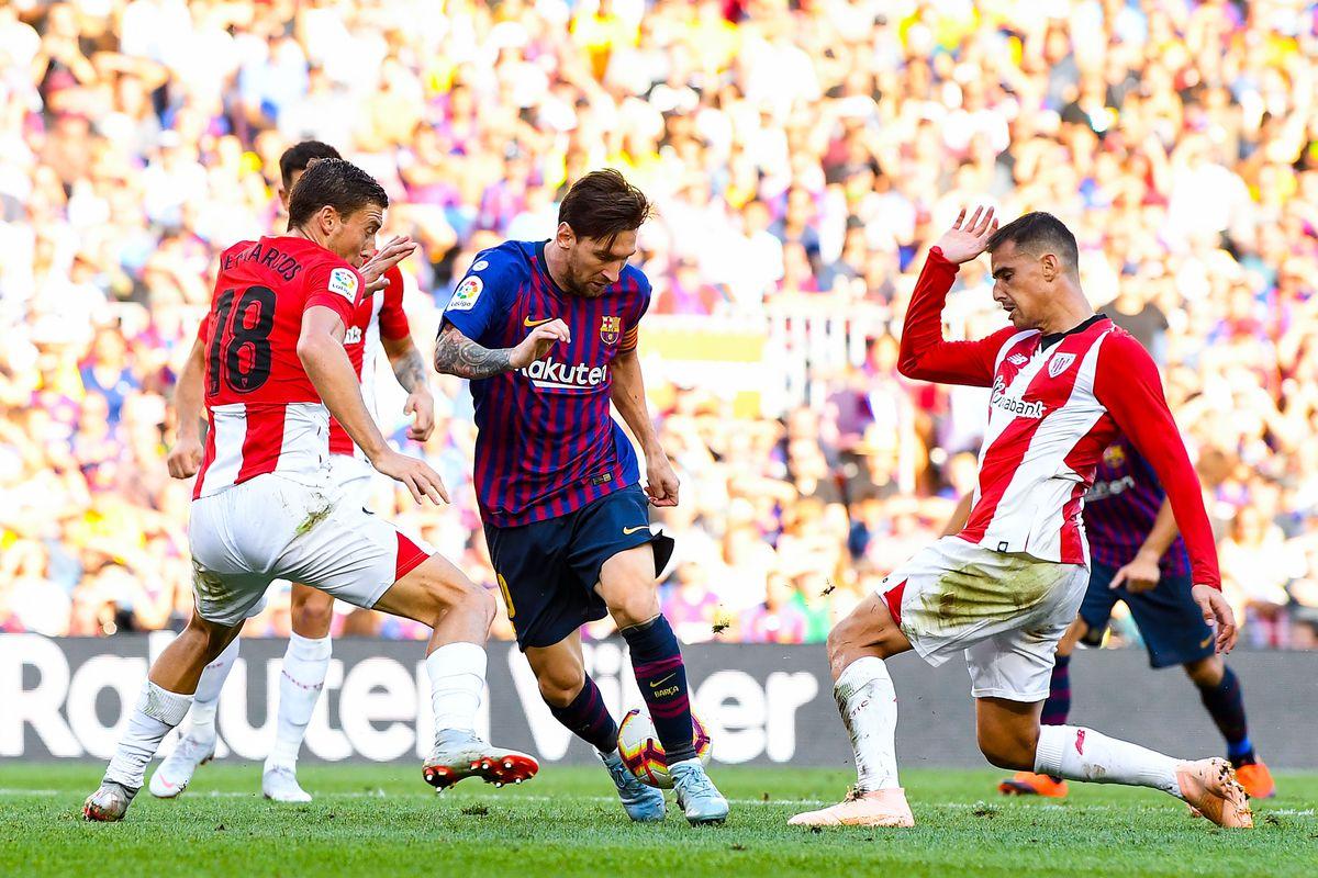 Image result for athletico bilbao vs barcelona