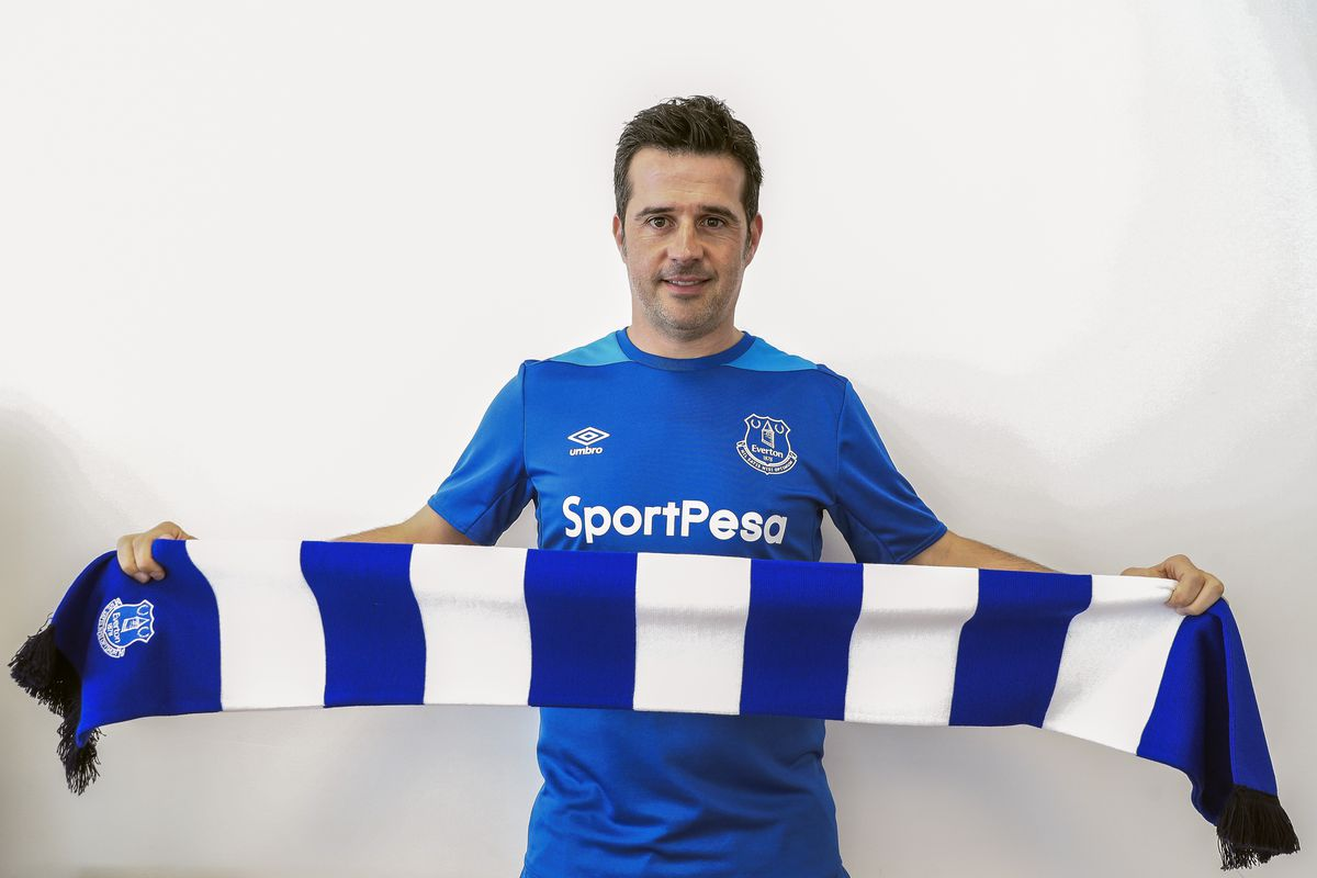 Everton Unveil New Manager Marco Silva