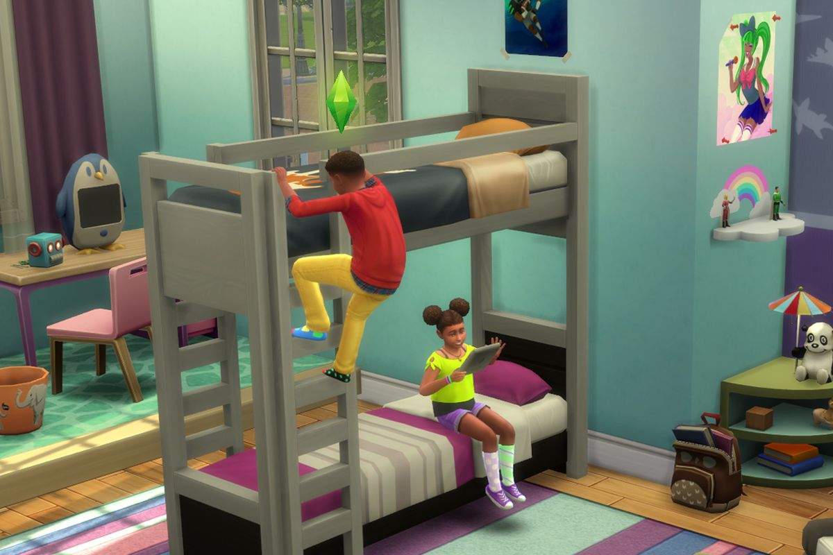 Maxis Is Improving The Sims 4 S Bunk Beds Polygon