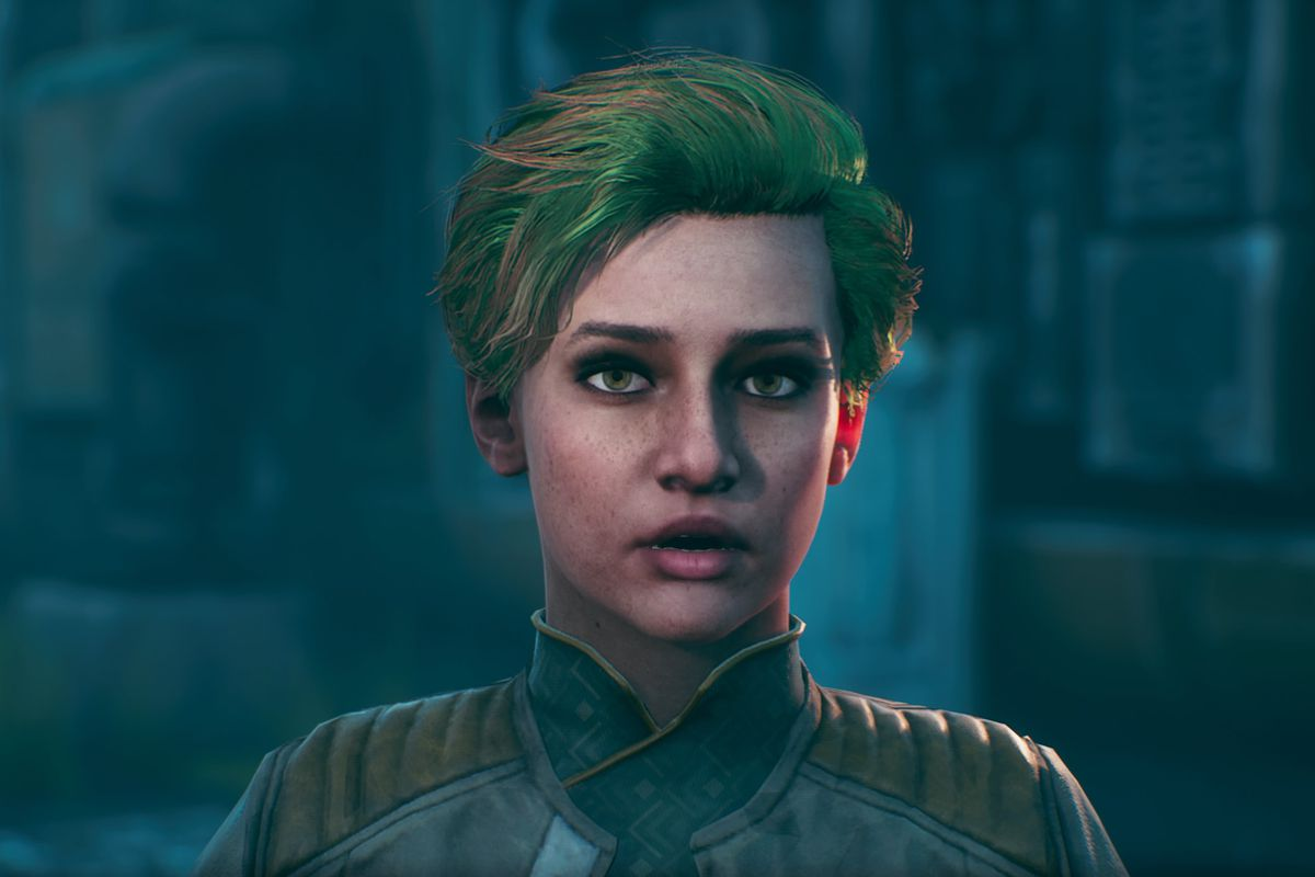 The Long tomorrow Outer Worlds