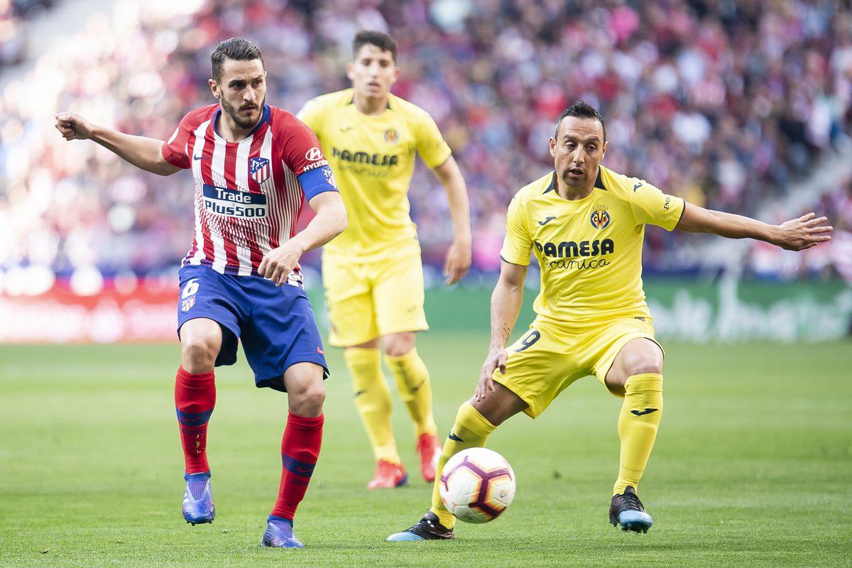 Club Atletico de Madrid v Villarreal CF - La Liga