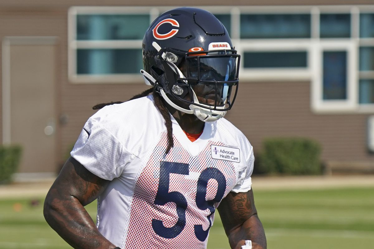 Chicago Bears Training Camp
