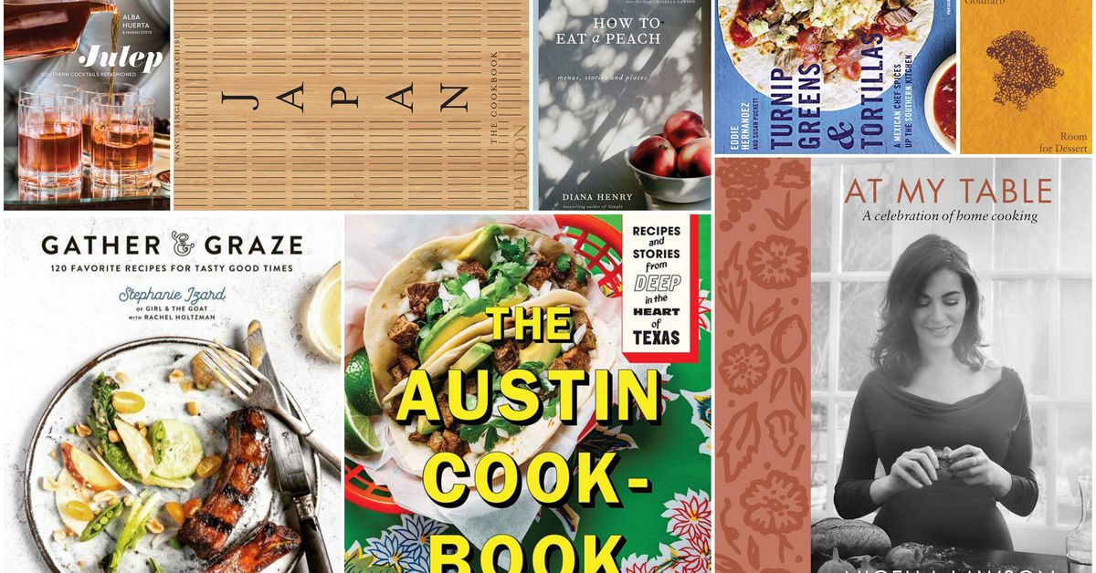Best new cookbooks spring 2018 eater forumfinder Choice Image