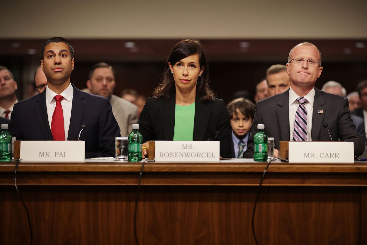 Senate Confirms Carr, Rosenworcel to Open FCC Seats