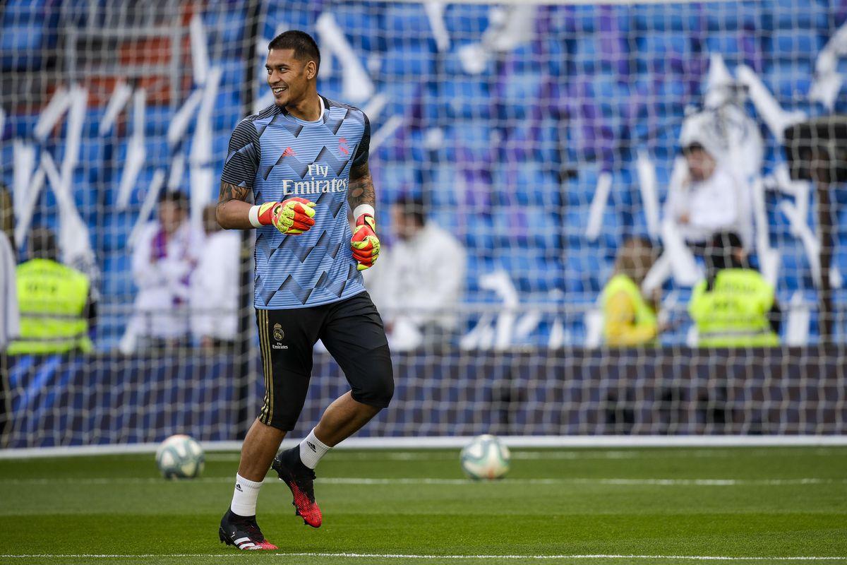Real Madrid v Atletico Madrid - La Liga Santander