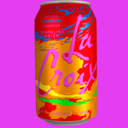 Pumpkin Spice Lacroix Thankfully Only Exists In Your