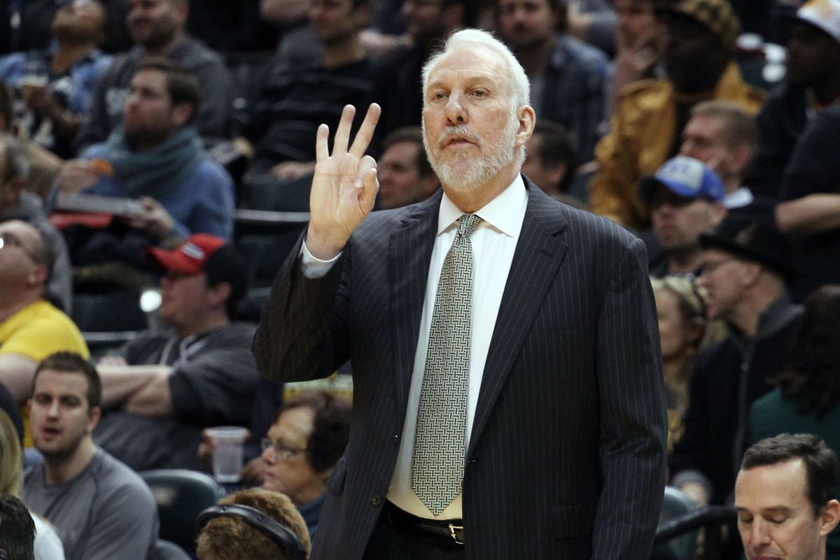 """""""Yes, a three. Could someone hit a three, please?"""""""