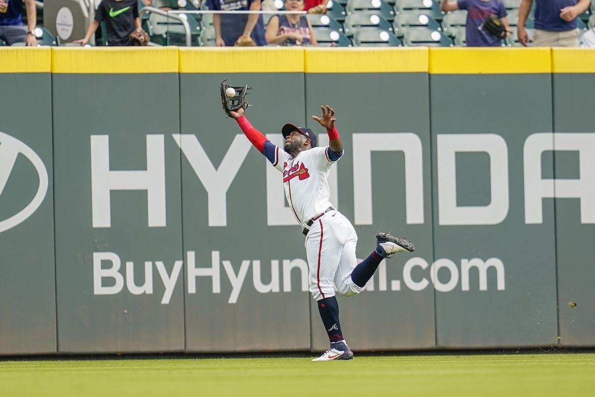 MLB: Game Two-San Diego Padres at Atlanta Braves