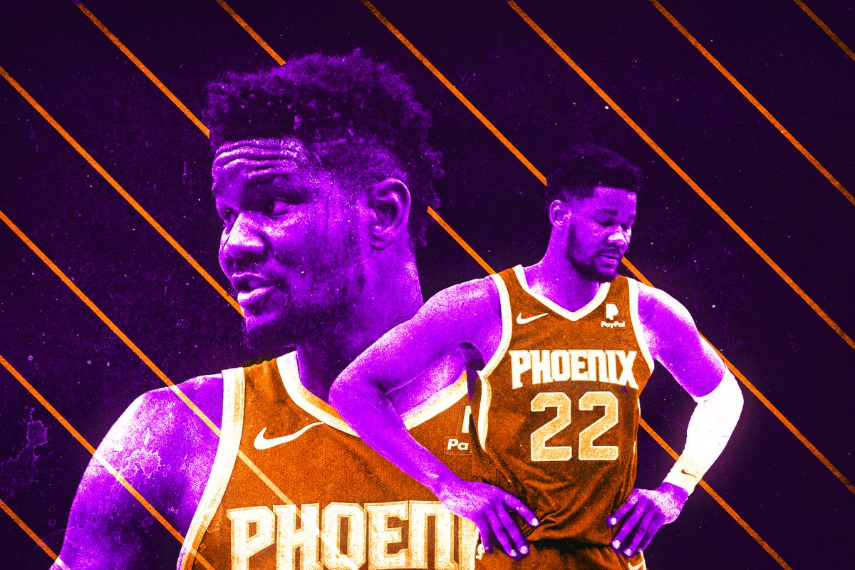 newest 7a527 fce0d Phoenix Suns Rookie Deandre Ayton Is Tired of Tanking - The ...
