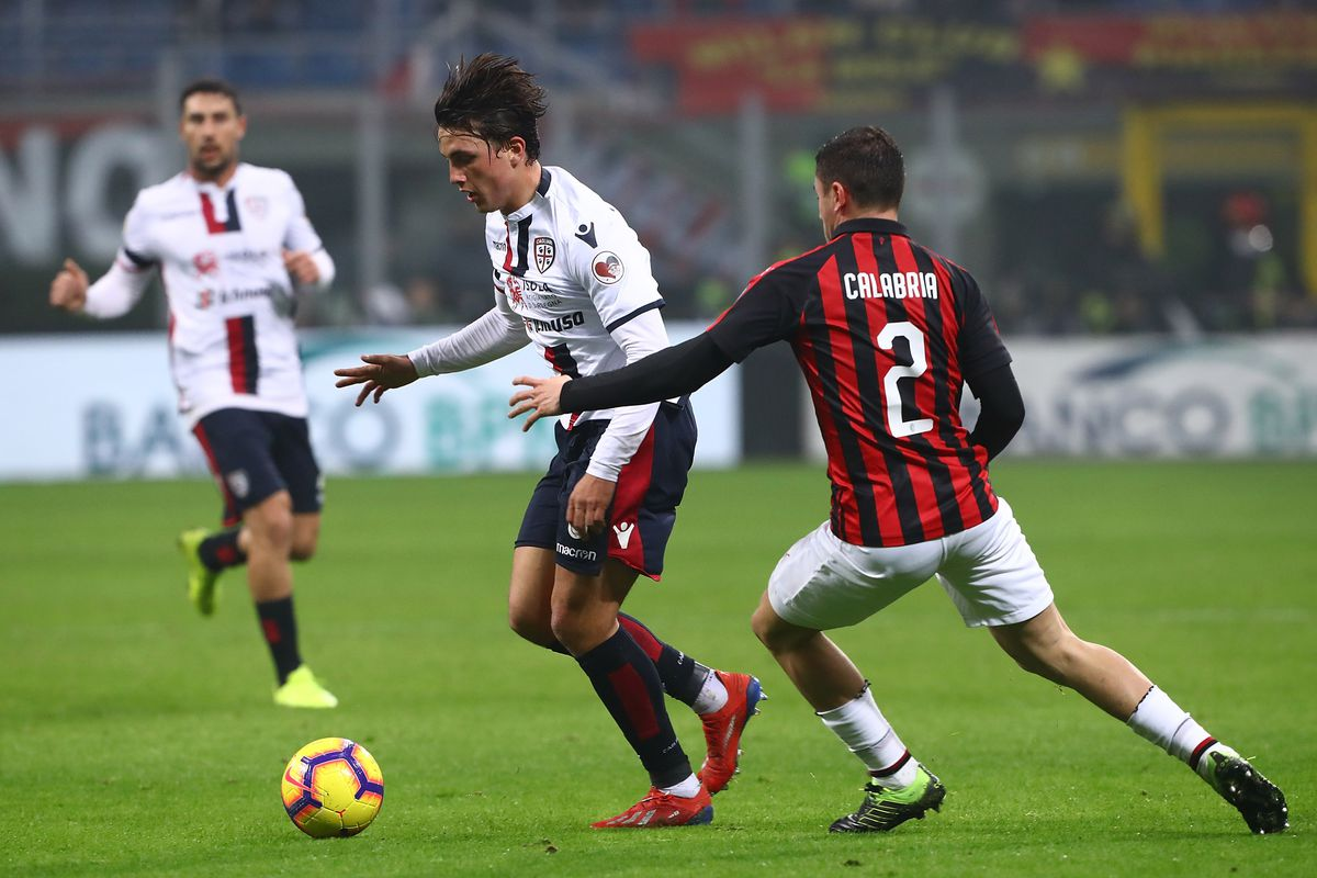 AC Milan v Cagliari - Serie A