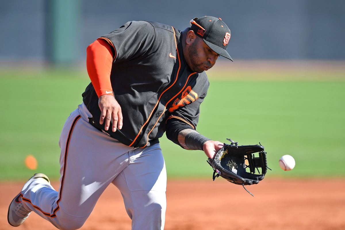 San Francisco Giants News Pablo Sandoval Is Ahead Of Schedule