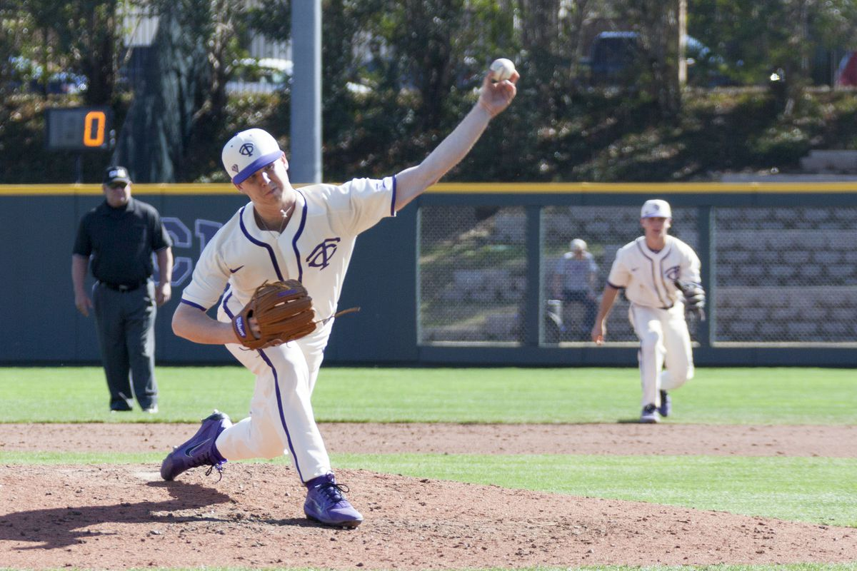 TCU Baseball vs Long Beach State 2.25.18