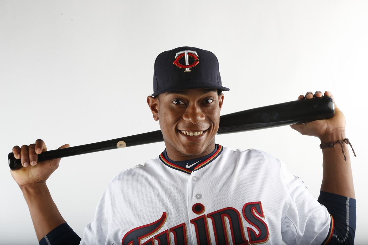 Twins middle infielder Jorge Polanco had a terrific all around day Friday.