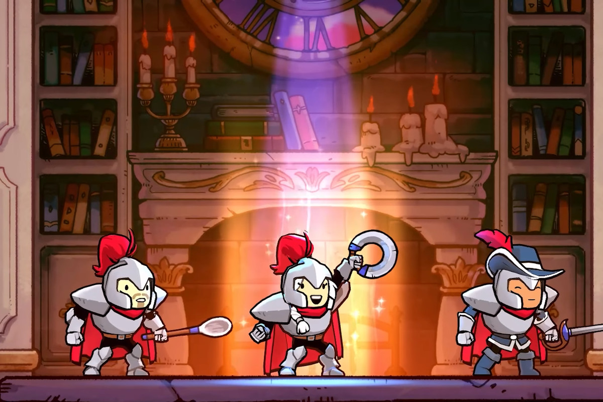 Rogue Legacy 2 characters