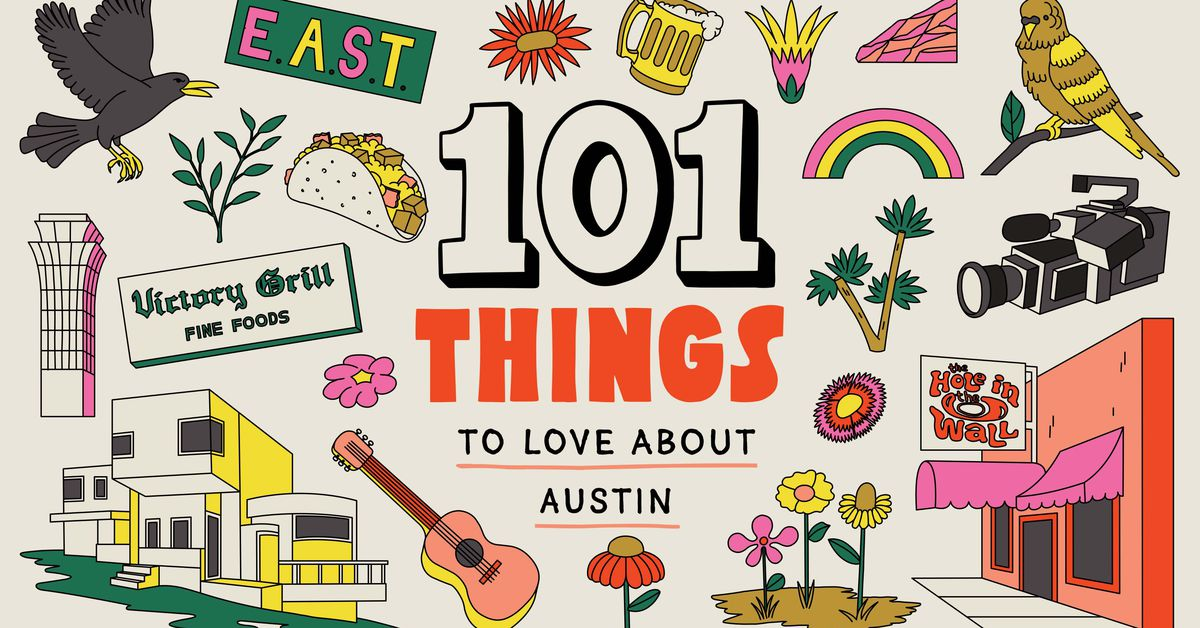 101 things to love about Austin