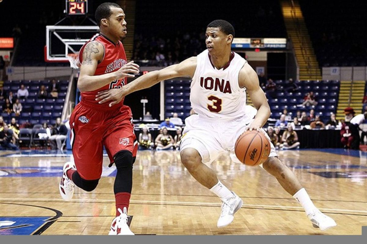 Iona Gaels guard Scott Machado has the potential to be good - but just HOW good?