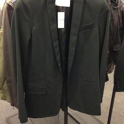 A.L.C. blazer, $209 (originally $695)