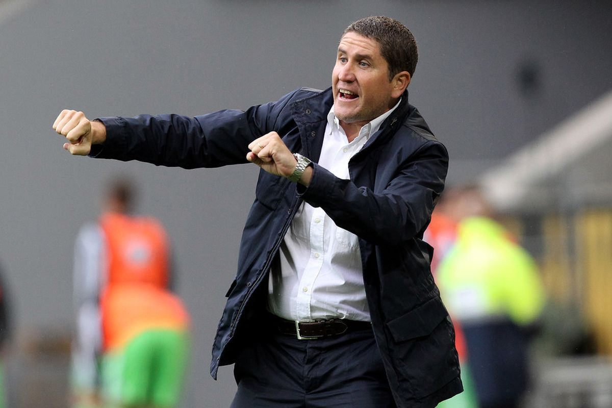Garrido has been pleased with what he's seen the last couple of friendlies, certainly yesterday was an impressive show (Photo by Ronny Hartmann/Bongarts/Getty Images)