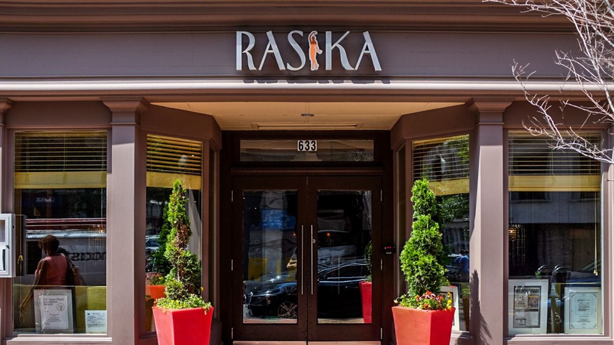 Overhead Door overhead door of washington dc photos The Road to the 38: Rasika and Bombay Club in DC - Eater