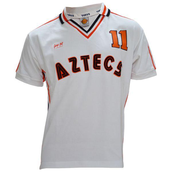 L.A. Aztecs jersey