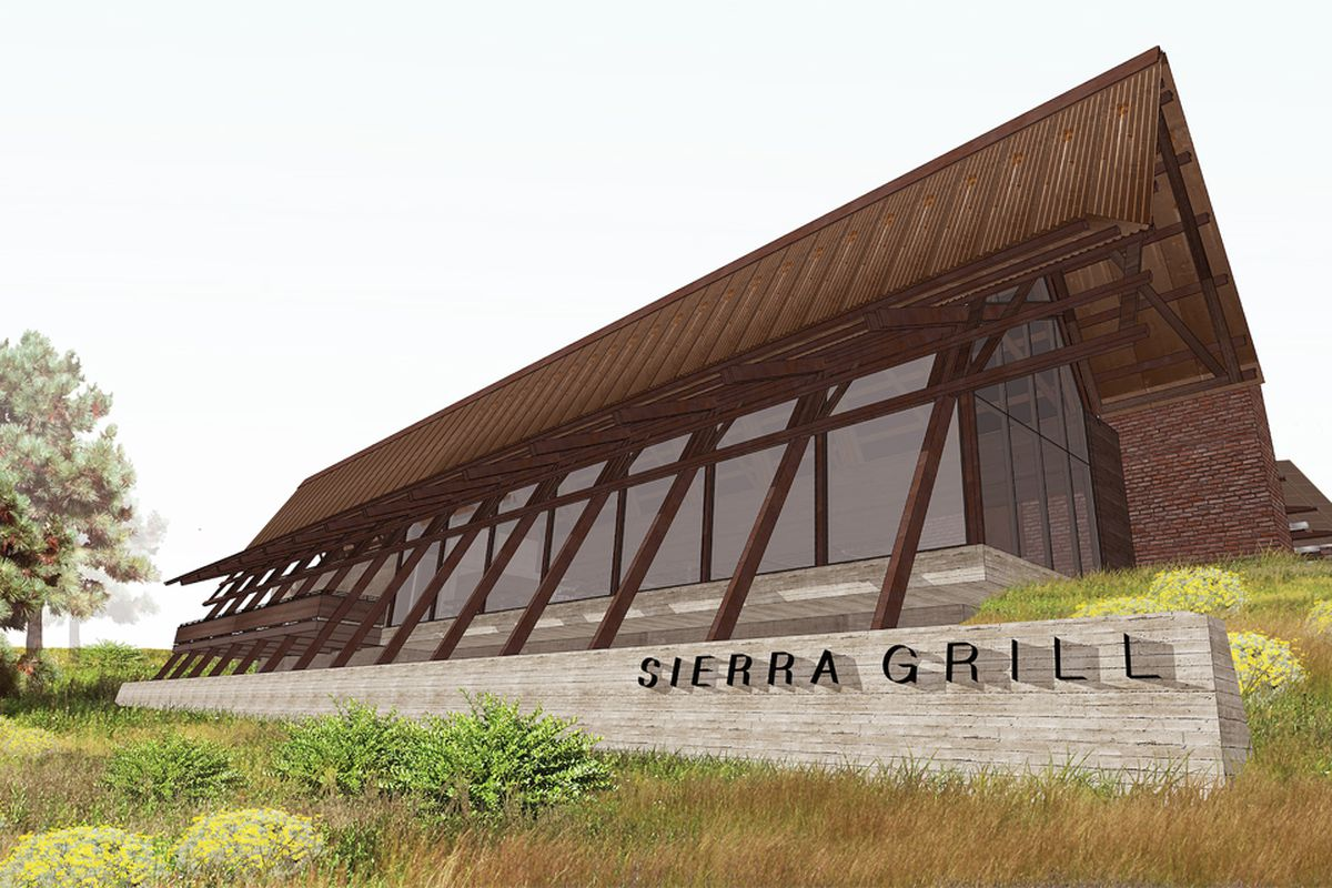 Sierra Lone Tree Christmas Dinner 2020 Brinkerhoff Family's Sierra Restaurant Eyes October Debut   Eater