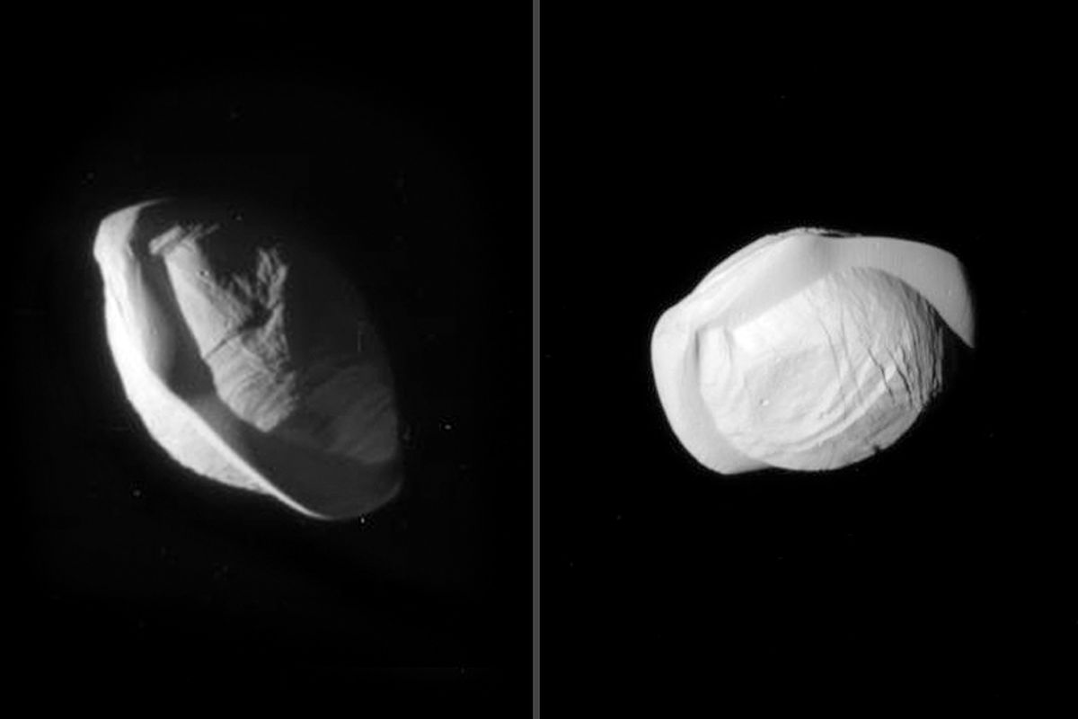 What type of food does this adorable little moon of Saturn ...