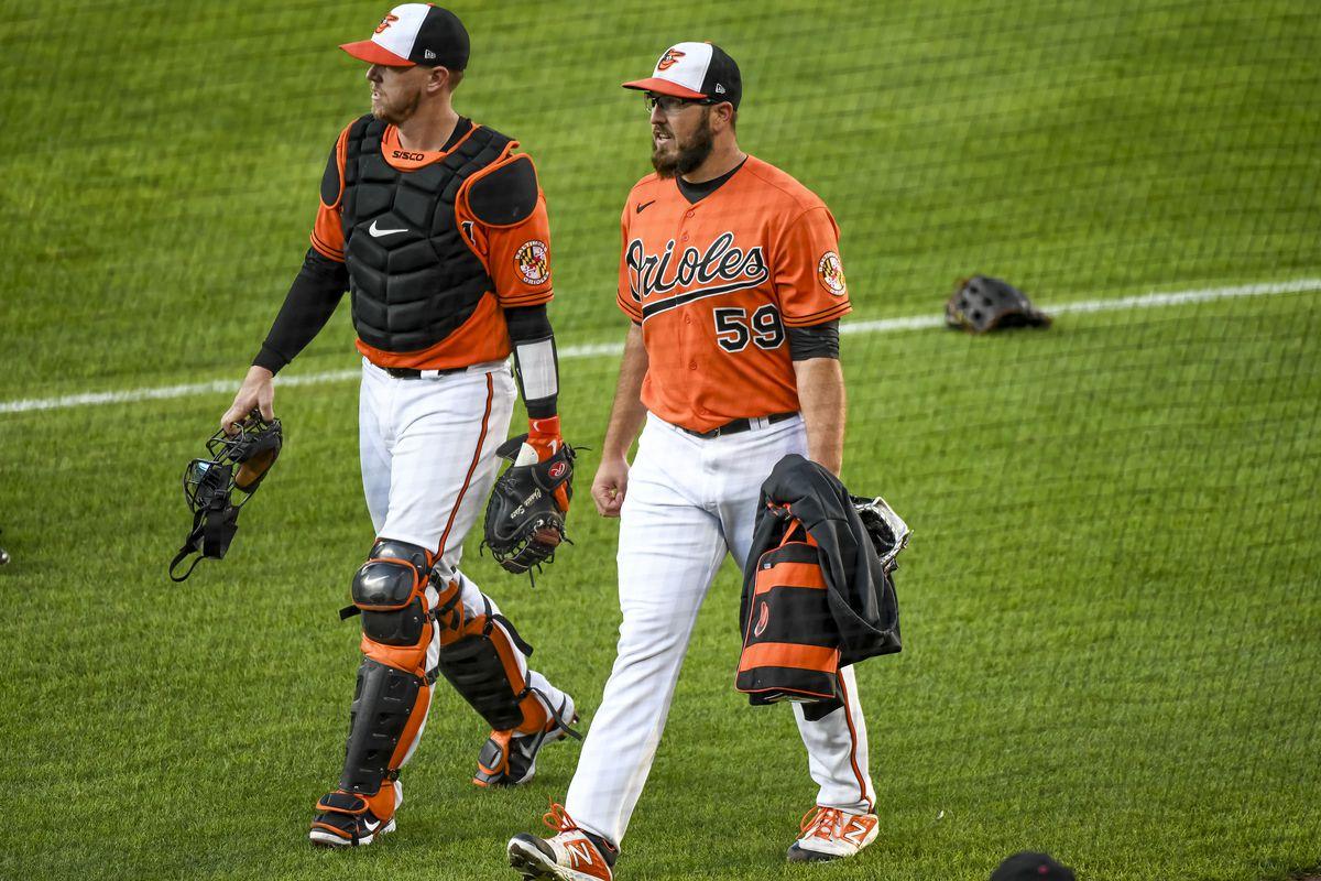 MLB: MAY 08 Red Sox at Orioles