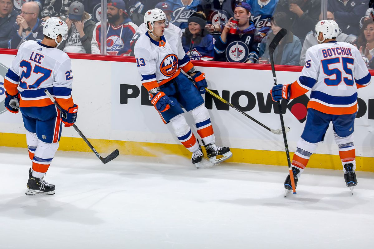Islanders 3*, Jets 1 (*EN): A classic Isles road victory, led by the star