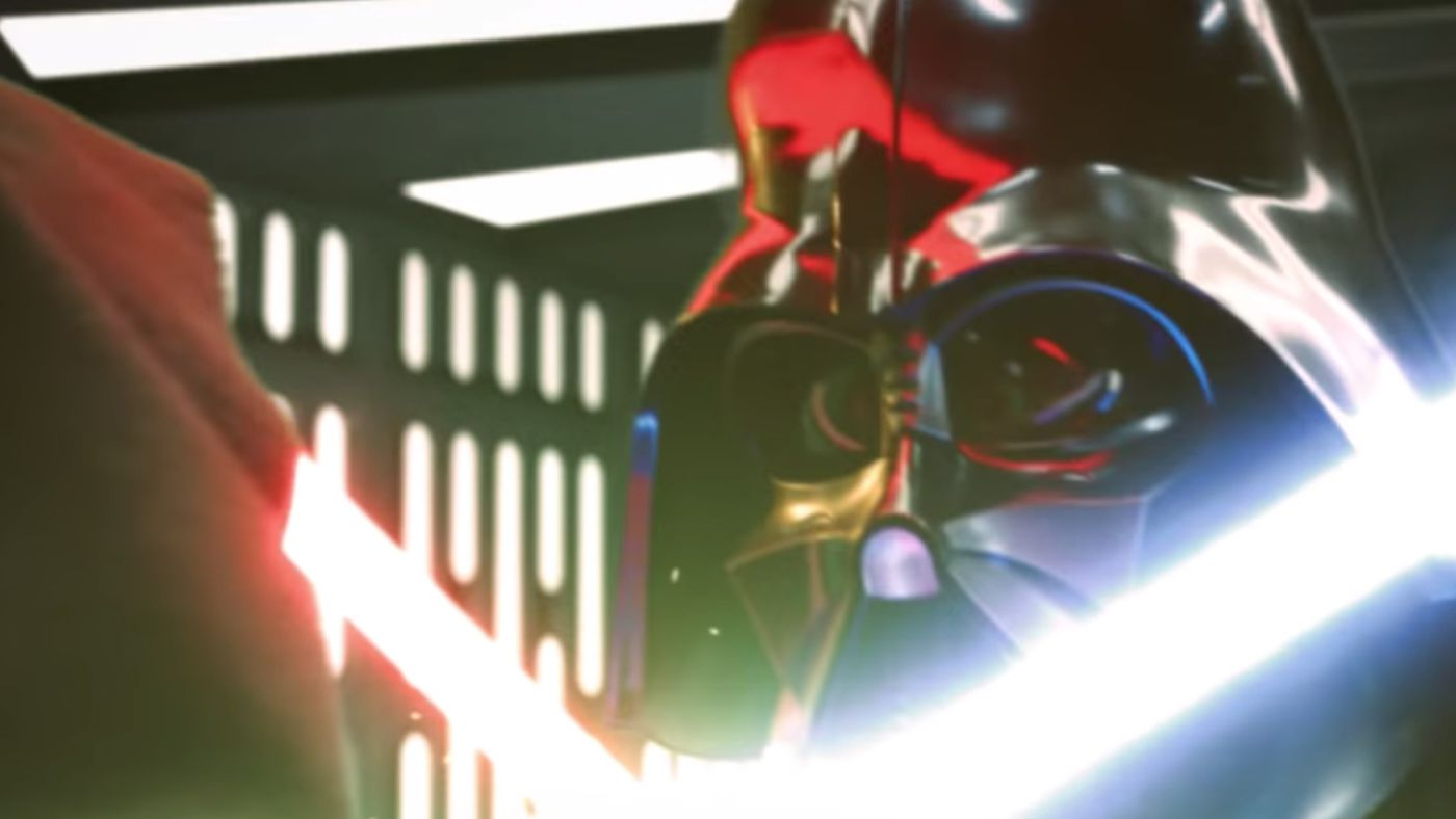A Star Wars Fan Remade Obi Wan And Darth Vader S Original Duel And It S Impressive Most Impressive Deseret News