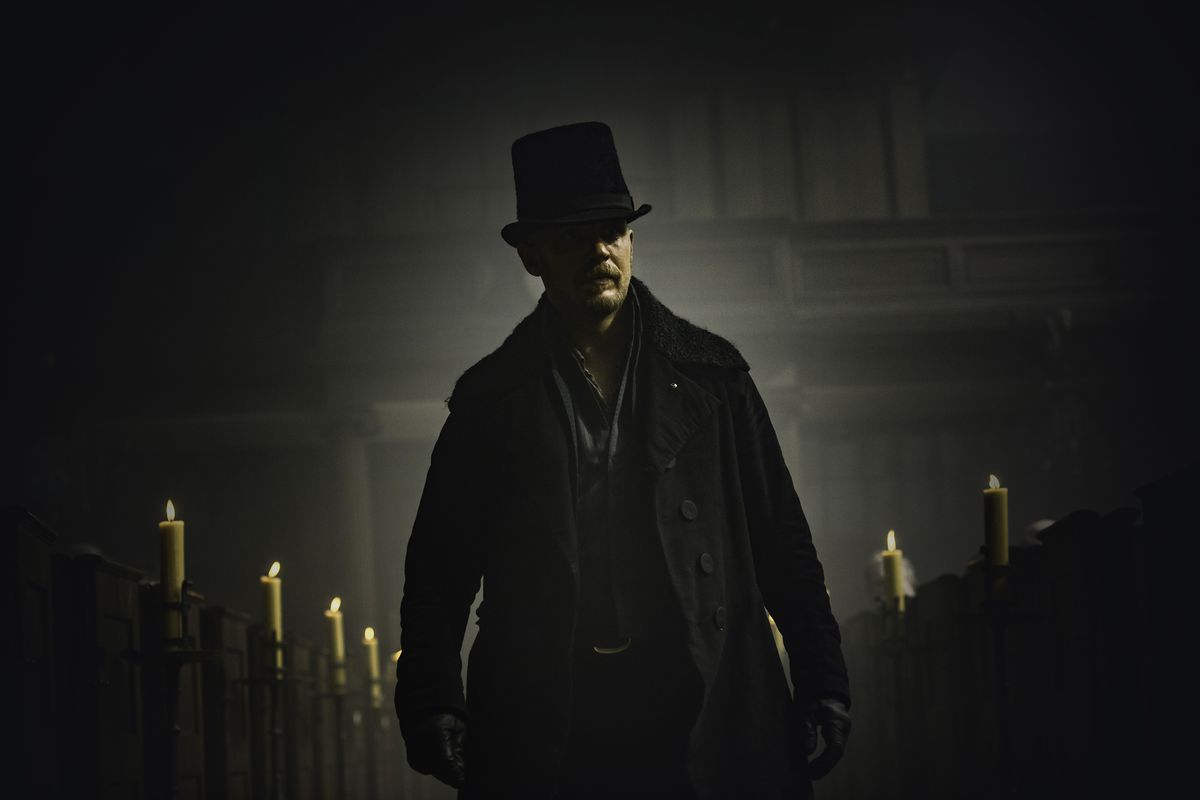 9de928c2b Tom Hardy becomes a monster in new TV series, Taboo - Polygon