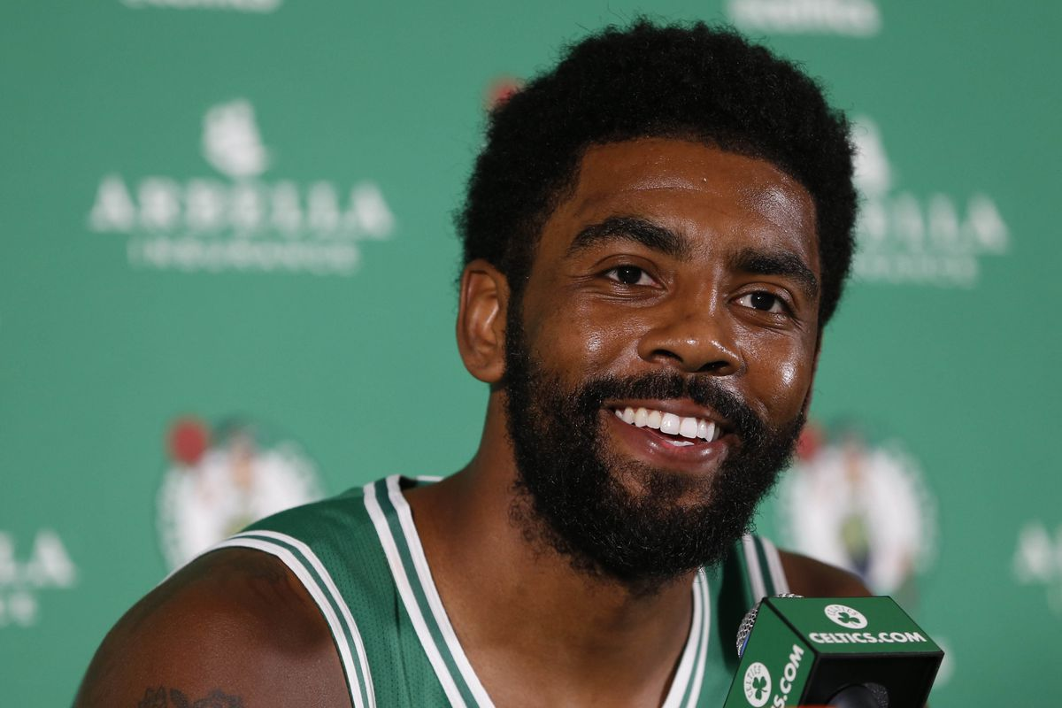 The Wonderful Round World Of Kyrie Irving Celticsblog