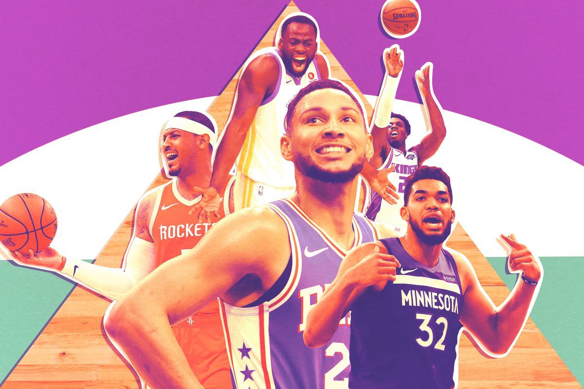 7f498285af96 The Five Most Interesting Teams in the NBA in Week 5 - The Ringer