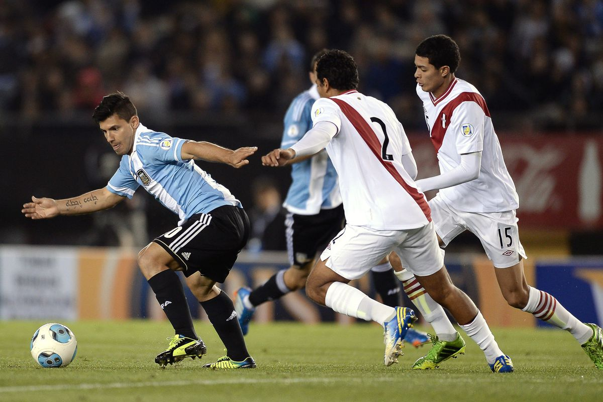 Will the City striker take Argentina to World Cup glory?