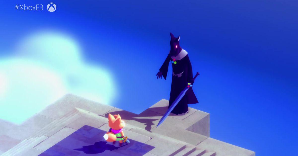 Tunic trailer teases an adorable Zelda-style adventure on