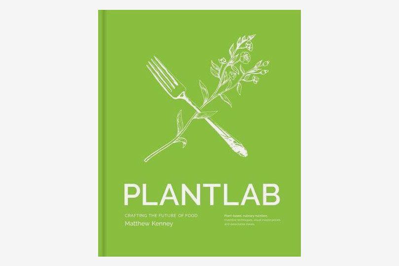 Plantlab cookbook cover