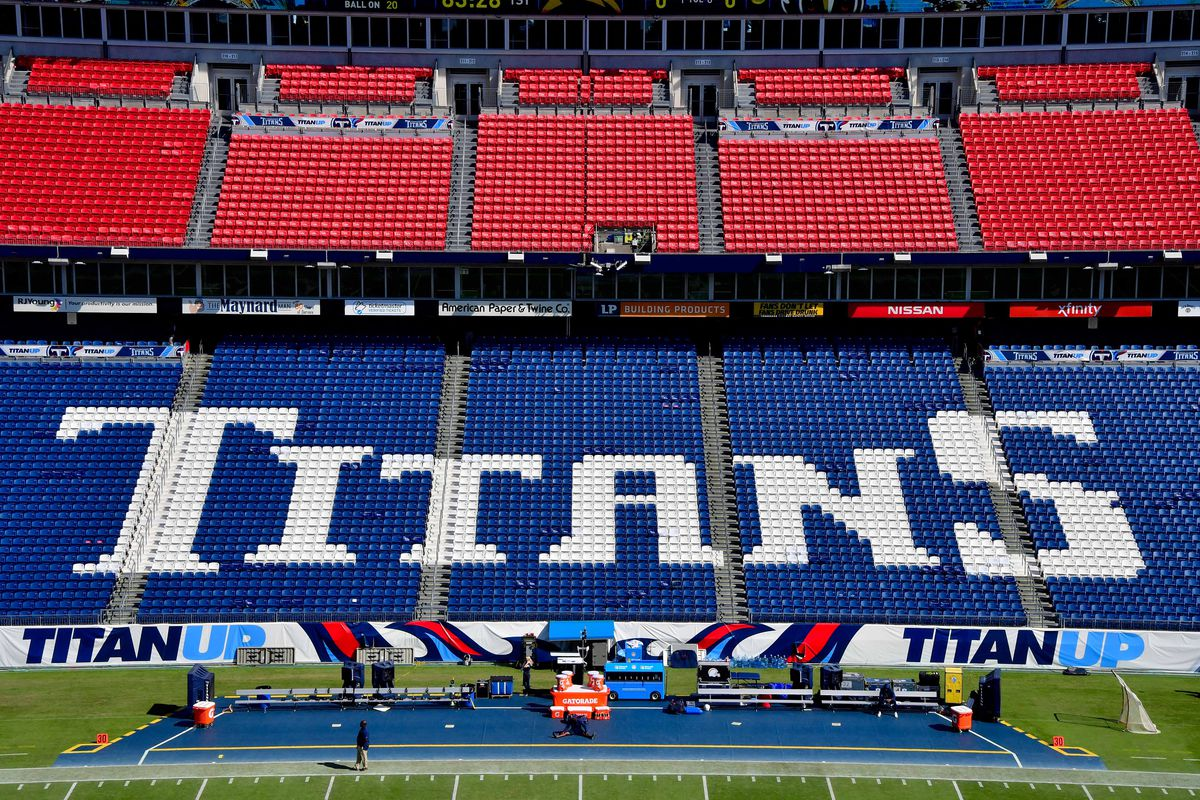 NFL: Los Angeles Chargers at Tennessee Titans