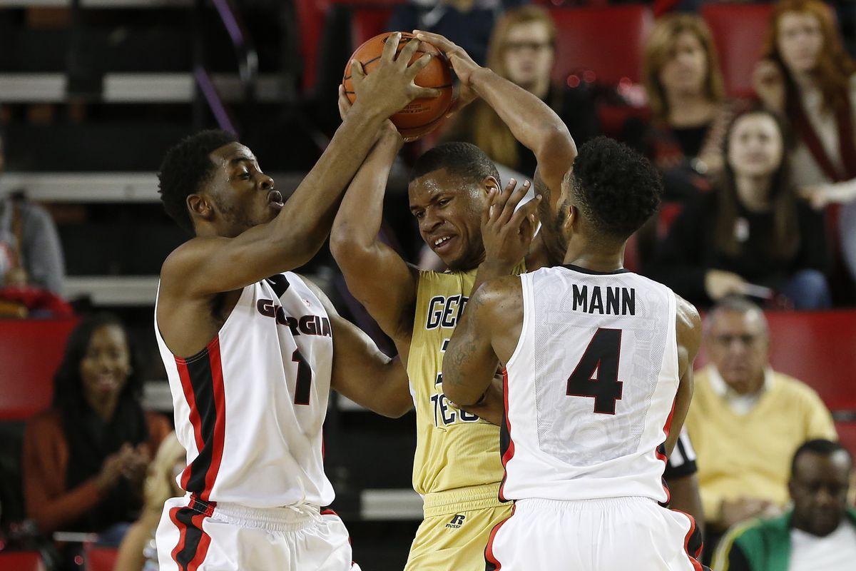 NCAA Basketball: Georgia Tech at Georgia