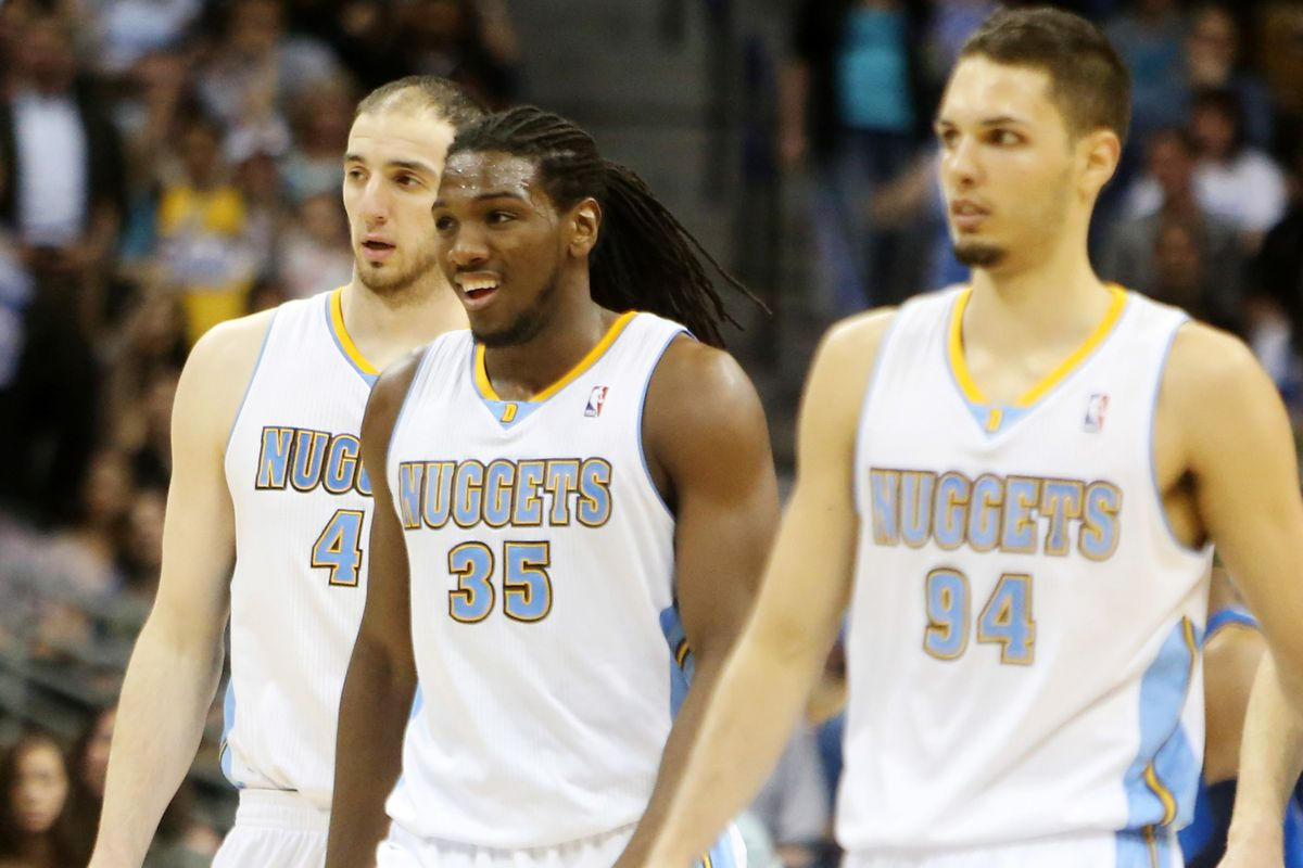 Koufos, Faried and Fournier: Proof that value can be found late in the NBA Draft.
