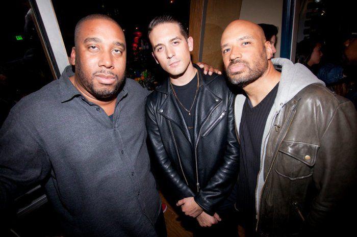 Al Branch, G-Eazy, Bryan Calhoun