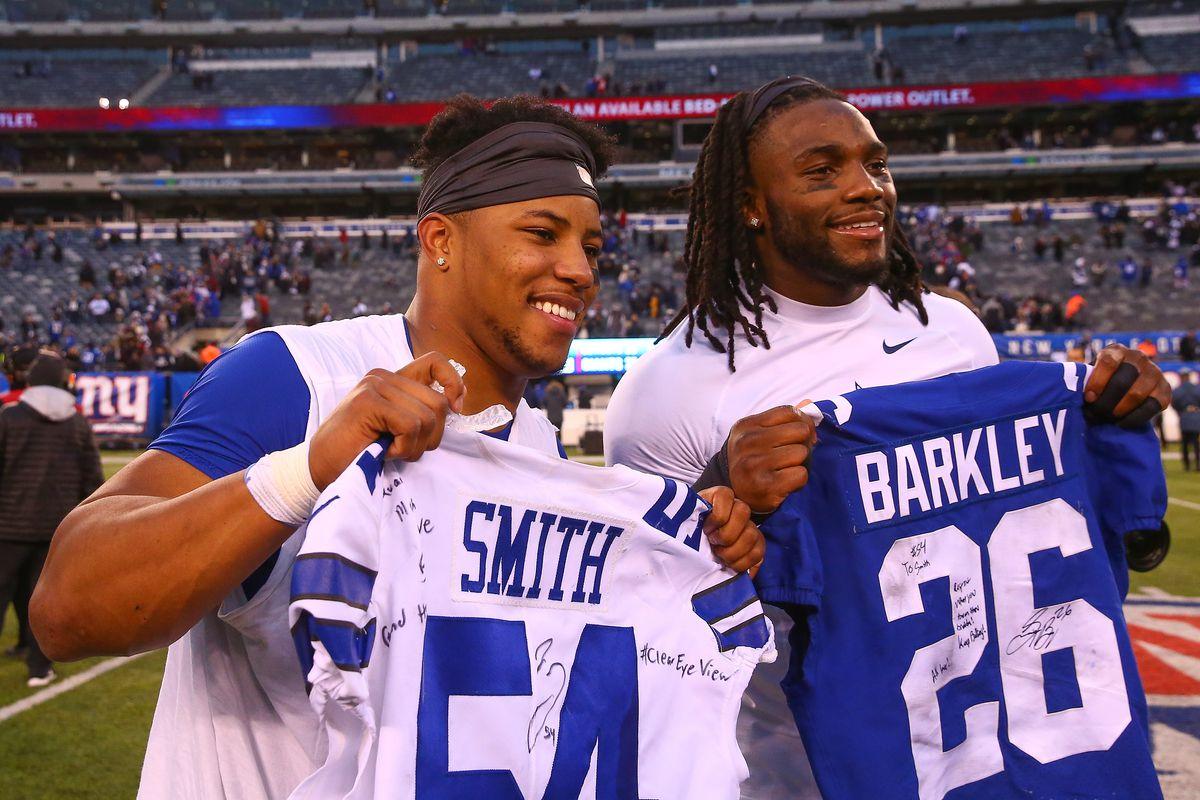 NFL: DEC 30 Cowboys at Giants