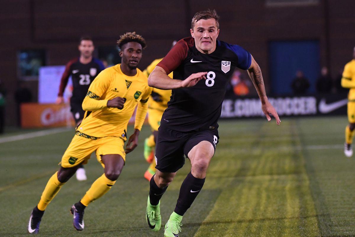 Soccer: International Men's Soccer Friendly-Jamaica at USA