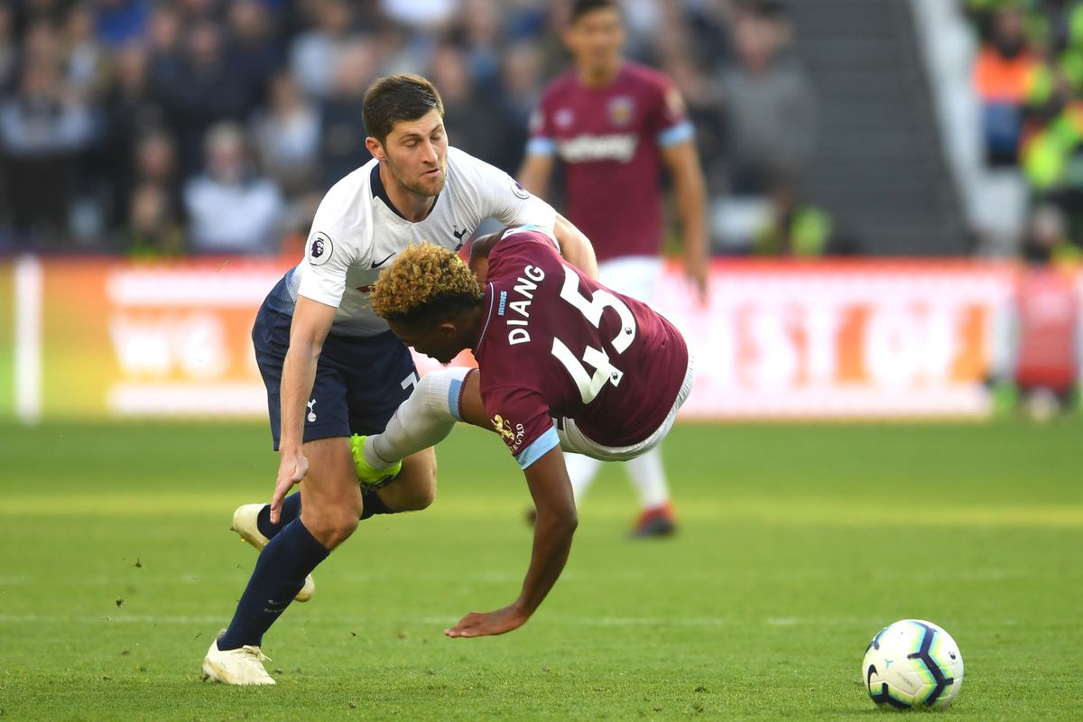 West Ham vs. Tottenham League Cup quarterfinal: TV channels, lineups, and  how to watch Carabao Cup online - Cartilage Free Captain